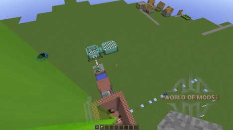 The White House для Minecraft