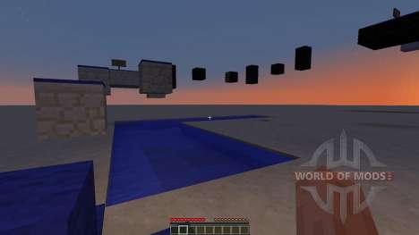 Desert Parkour для Minecraft