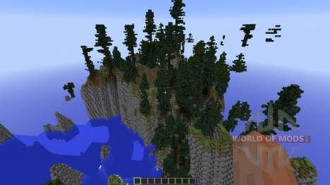 Harbor Island для Minecraft