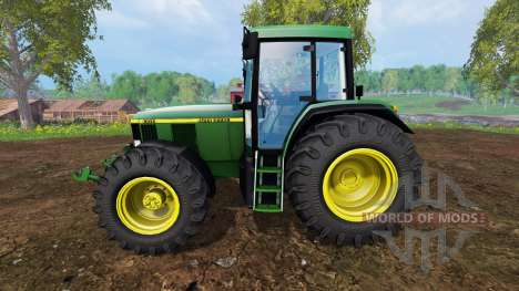 John Deere 6810 v1.3 для Farming Simulator 2015