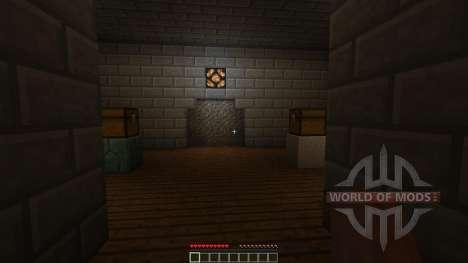 Puzzle Master Custom Map для Minecraft