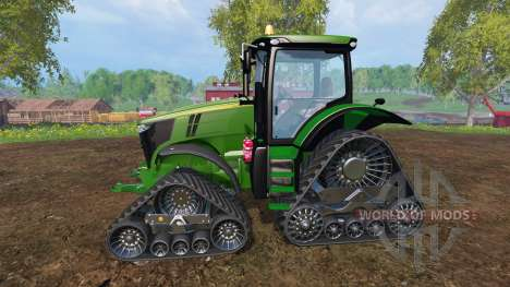 John Deere 7310R v1.2 для Farming Simulator 2015