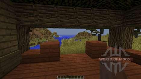Jump Jump and Away для Minecraft