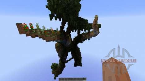 Natures Escape для Minecraft