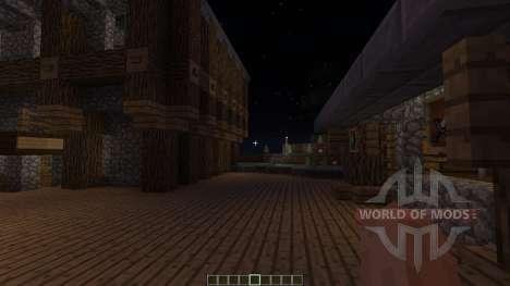 Pirates village для Minecraft