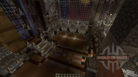 Alexanders Cathedral Fully Furnished для Minecraft
