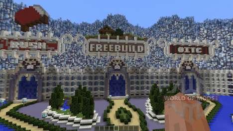 NightOfWaR LobbyHub Spawn для Minecraft