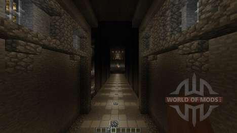 CASTLE of ARTEMICION для Minecraft