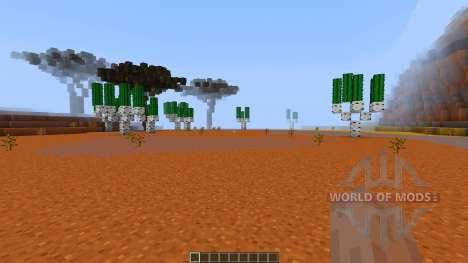 Mesa Desert Chuck Display [1.8][1.8.8] для Minecraft