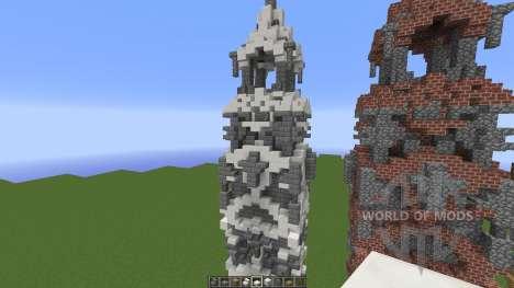 Tower Pack для Minecraft