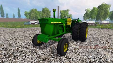 John Deere 4020 для Farming Simulator 2015