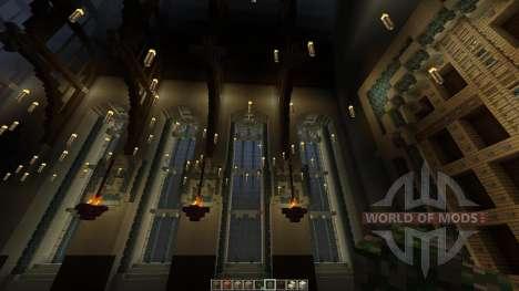 Great Hall of Hogwarts [1.8][1.8.8] для Minecraft