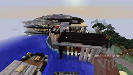 Big Mansion [1.8][1.8.8] для Minecraft