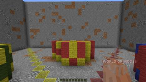 Paintball для Minecraft