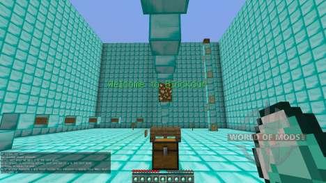 Blockour v3.0 [1.8][1.8.8] для Minecraft