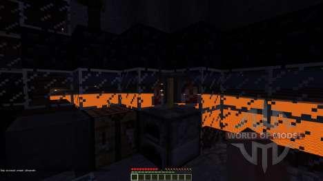 Fish Spider Labs для Minecraft