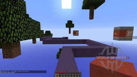 ButtonRun для Minecraft