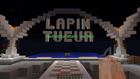 Lapin tueur для Minecraft