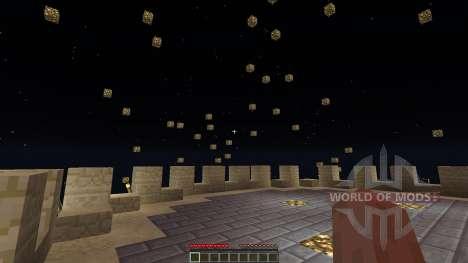 Skyblock super survival для Minecraft