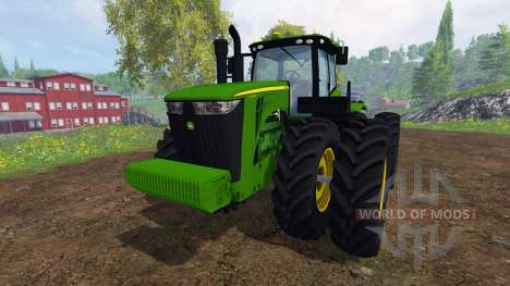 John Deere 9560R для Farming Simulator 2015