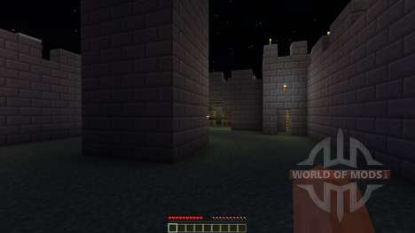 Capture the flag для Minecraft