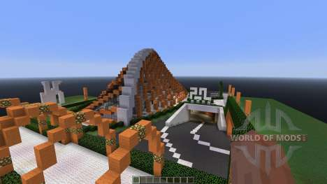 West City Art Gallery для Minecraft