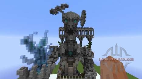 Incendium Conjurer of Blue Flames [1.8][1.8.8] для Minecraft