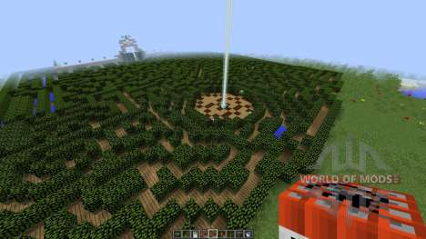Creeper Maze [1.8][1.8.8] для Minecraft