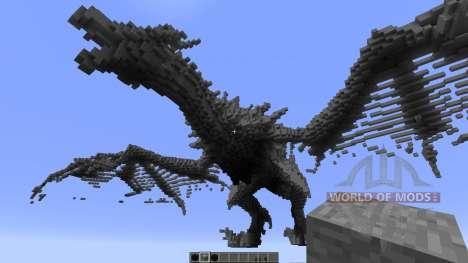 Stone Dragon Organic для Minecraft