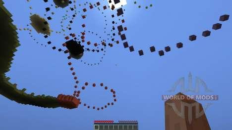 Parkour 6 Minecraft [1.8][1.8.8] для Minecraft