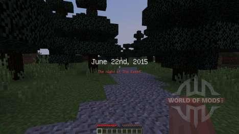Grief Prologue [1.8][1.8.8] для Minecraft