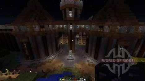 Destroy The Monument : Bootleg для Minecraft