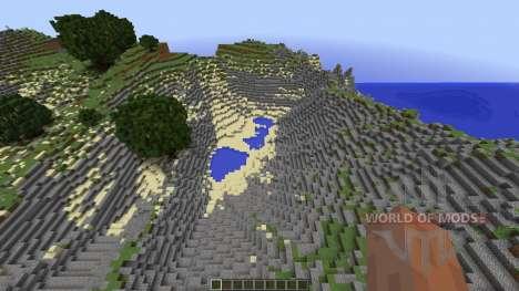 Small island для Minecraft