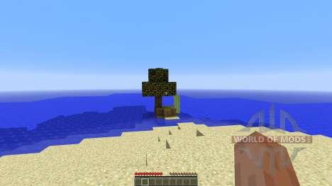 Survival Island v1.0 для Minecraft