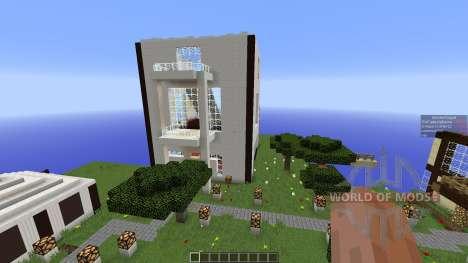 Greenwood для Minecraft