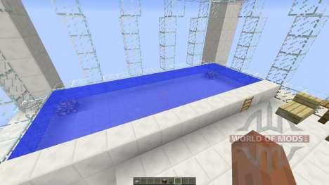 Waterfront Luxury Apartment [1.8][1.8.8] для Minecraft