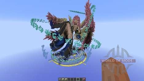Keeper of the Sacred для Minecraft