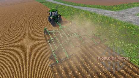 John Deere 2720 v3.0 для Farming Simulator 2015
