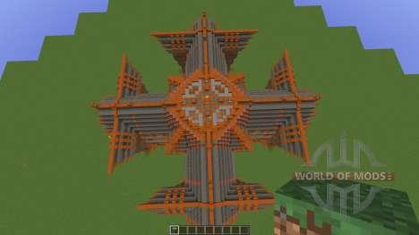 Minecraft Server Spawn Iwolintshi для Minecraft
