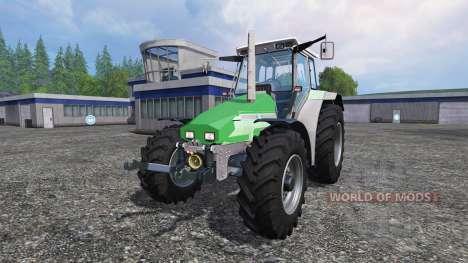 Deutz-Fahr AgroXtra 6.17 для Farming Simulator 2015