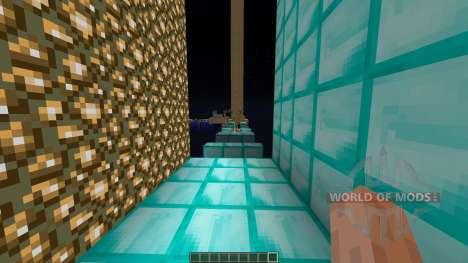 COMPETITIVE PARKOUR для Minecraft