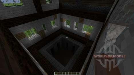 Medieval Fantasy House для Minecraft