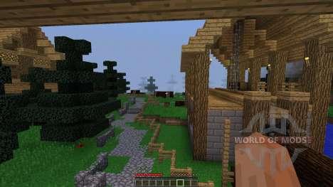 The Barrow Adventure [1.8][1.8.8] для Minecraft