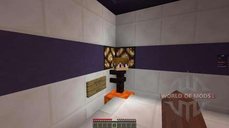 Space Games Destroy the Monument для Minecraft