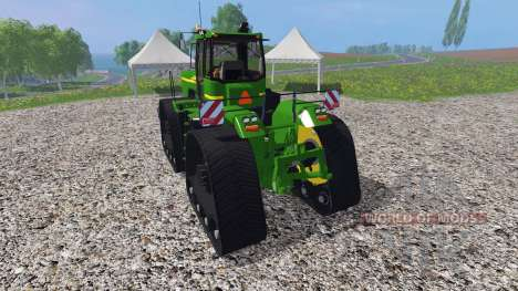 John Deere 9420T для Farming Simulator 2015