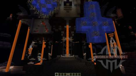 The Unholy Cathedral Most Evil map для Minecraft