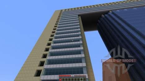 World Trade Center Santiago Chile для Minecraft