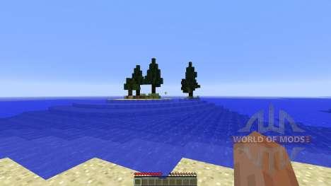 Wonderful map для Minecraft