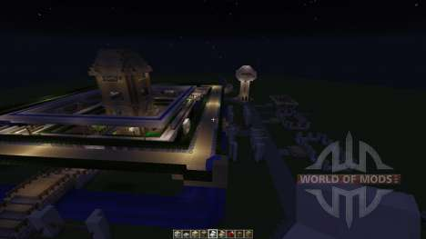 Azriad для Minecraft