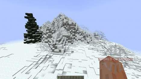 Frozen Island [1.8][1.8.8] для Minecraft